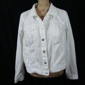 NWOT Lane Bryant Stretch Jeans Jacket